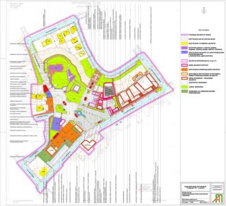 План детаљне регулације -  Гратски трг, Ариље