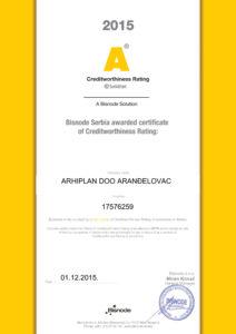 Sertifikat A_ENG2015